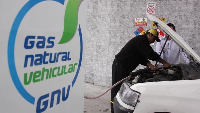 Peru impulsa el financiamiento de conversiones vehiculares a gas natural en Lima, Callao, Ica y Huancayo