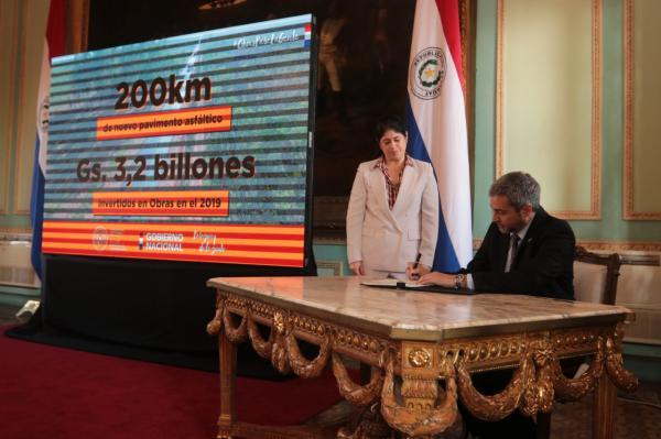 Gobierno de Paraguay acelera inversiones por US$300mn tras estallido social en Chile