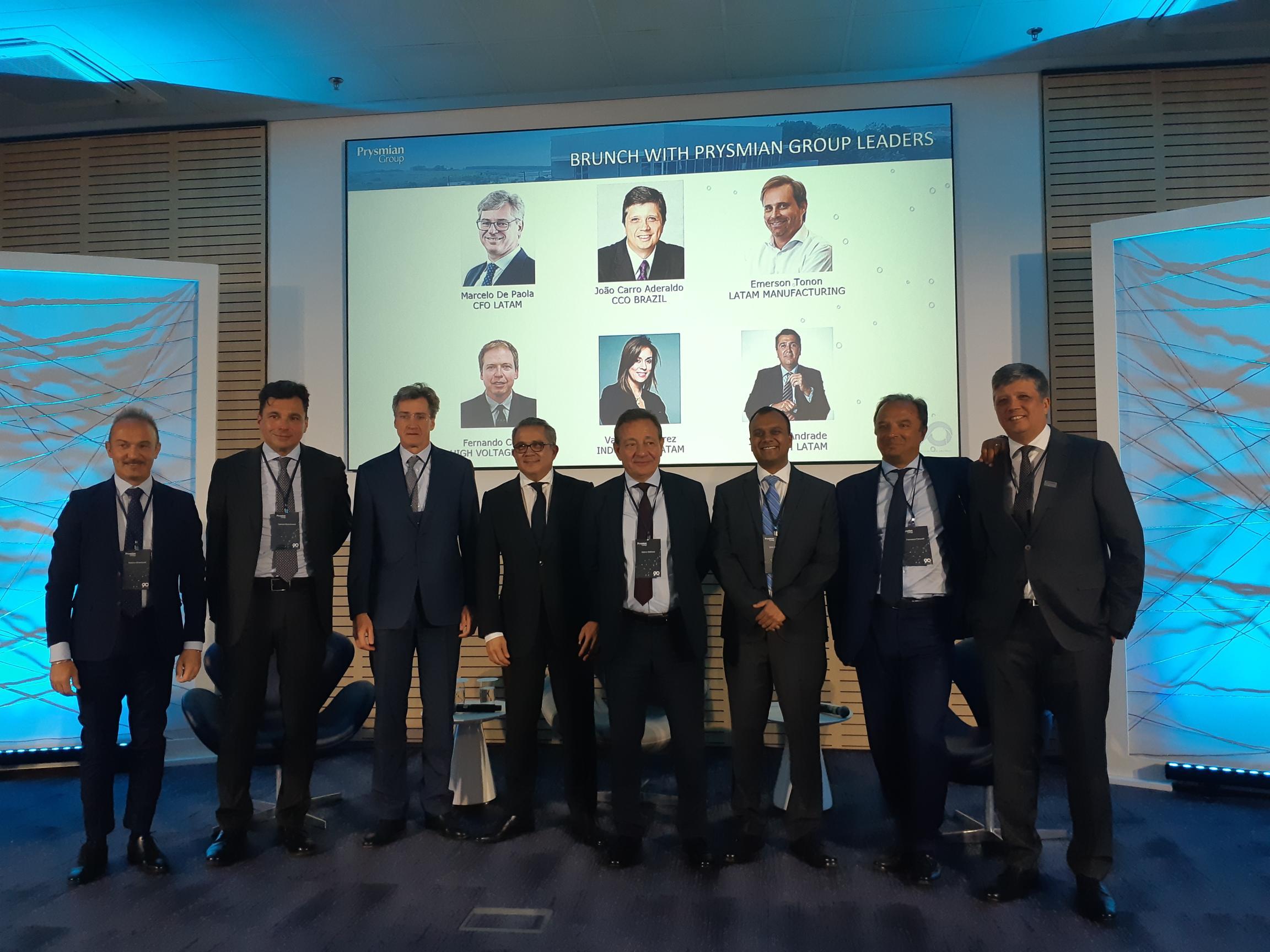 Italiana Prysmian expande fábrica en Brasil y abre sede en Latinoamérica