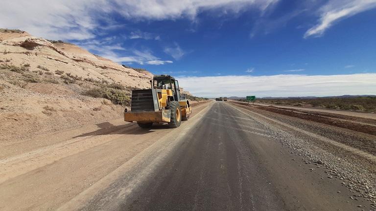 Argentina to finance Chubut roadworks