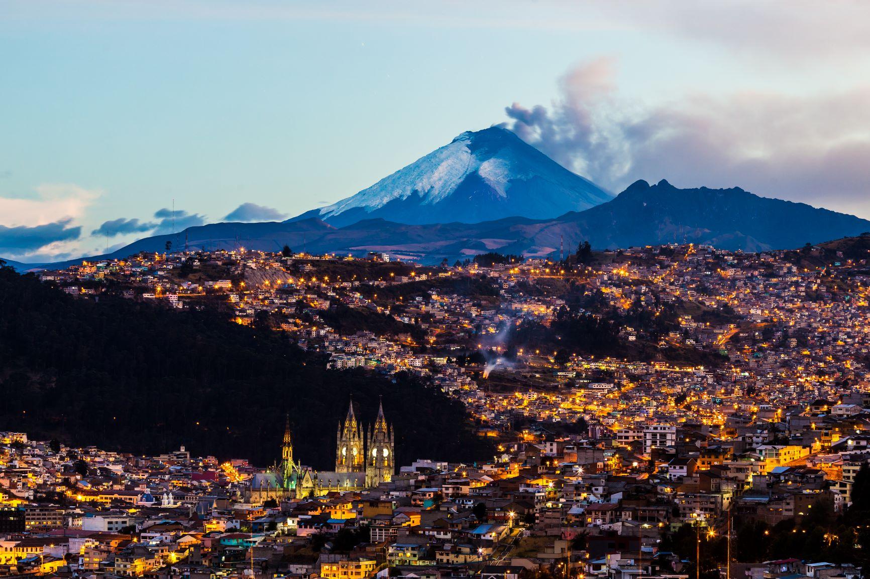 USTDA apoya el centro de control de red eléctrica de Ecuador