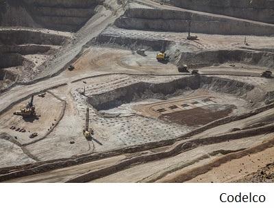 Codelco proyecta gasto de US$210mn derivado del COVID-19