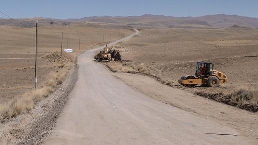 Perú apela fallo que paraliza obras viales