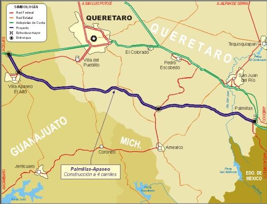 México aprueba tren rápido de US$2.300mn para Querétaro
