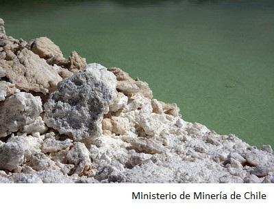 Chile prepara licitación por 400.000t de litio