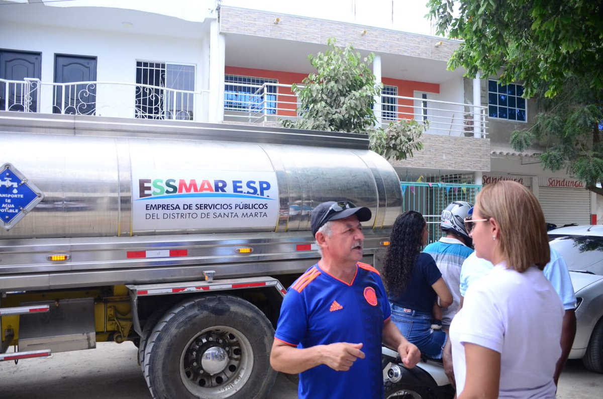 Colombia's Santa Marta declares emergency as water scarcity worsens