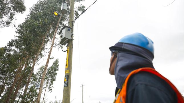 Panorama eléctrico en Perú
