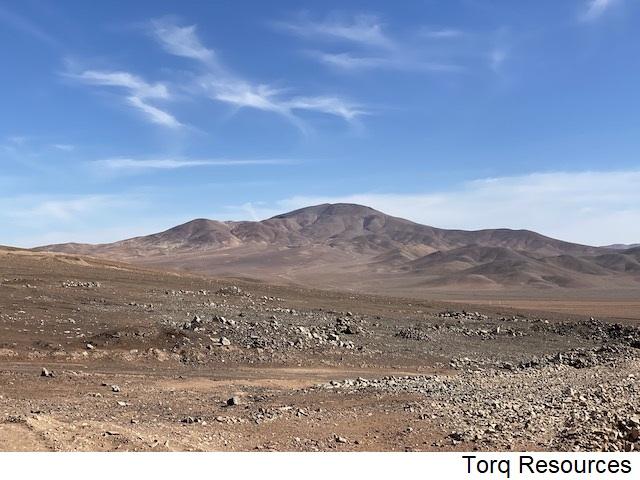 Torq adquirirá proyecto polimetálico en Chile