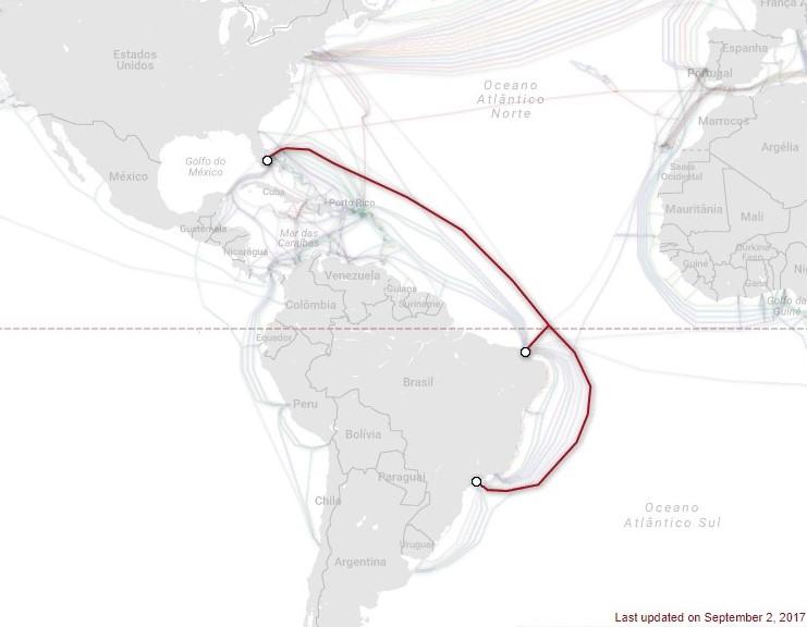 Bajo la lupa: actualización de proyectos de infraestructura submarina en Latinoamérica