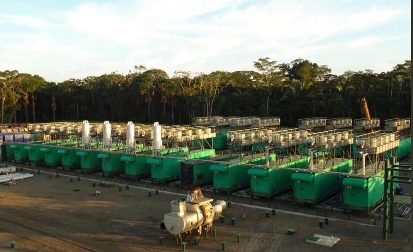 CELEC EP inició el suministro de energía eléctrica en el Bloque 43-ITT