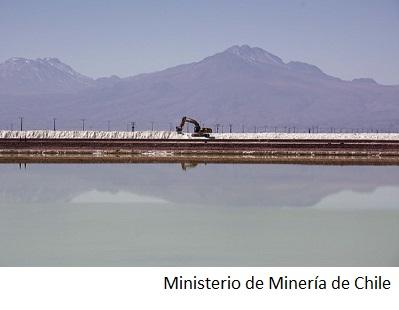 Chilena SQM lanza convocatoria por innovaciones para el litio
