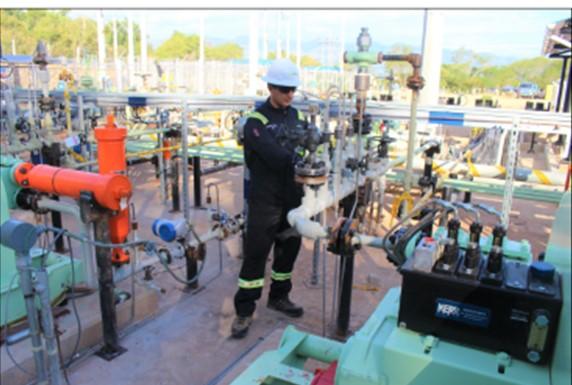 Ecopetrol puso en marcha planta de inyección de geles en Huila para aumentar extracción de crudo