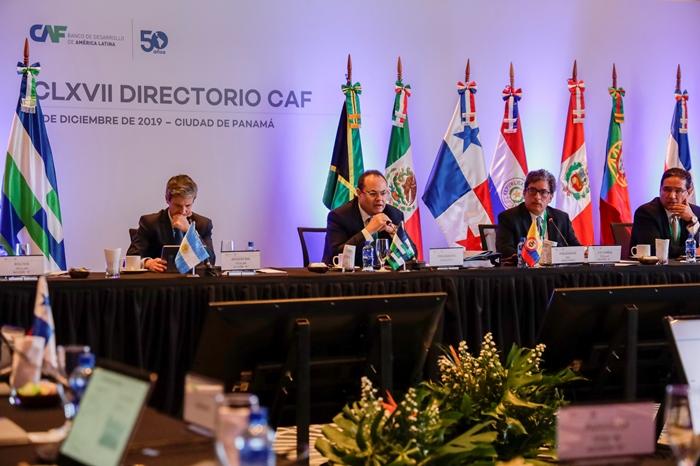 CAF aprueba US$1.325mn para mejorar calidad de vida con iniciativas regionales