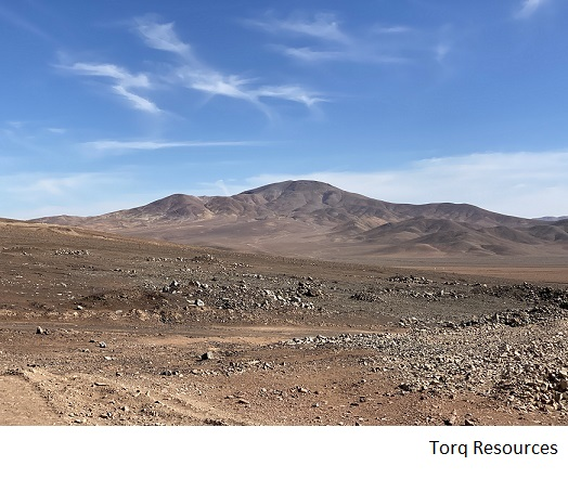 Chile mining watch: Finning, labor negotiations, Torq Resources