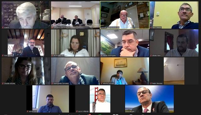 Comisión se interioriza sobre proyecto de vender energía al Brasil