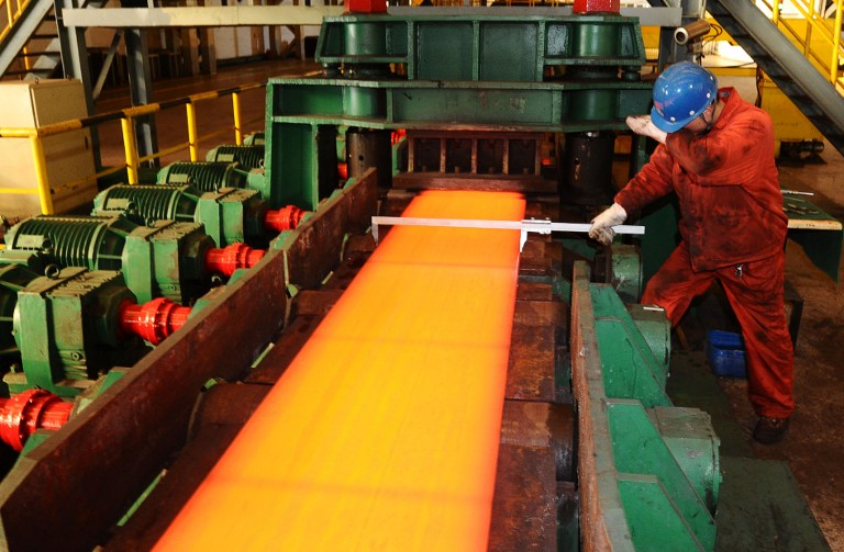 South American steel output grows in Jan-May