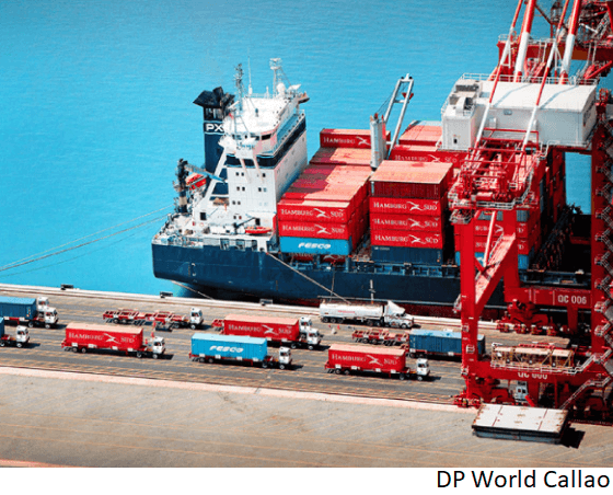 DP World Callao to start US$350mn port terminal expansion