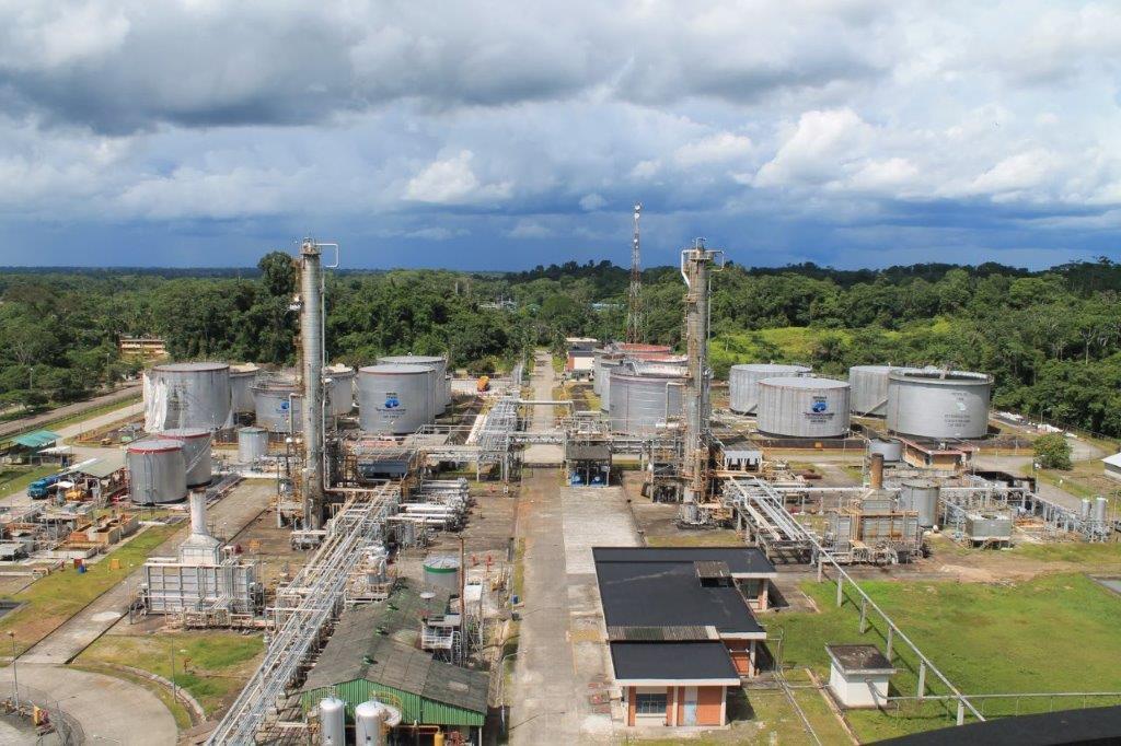 Shushufindi refinery starts scheduled stoppage of the Crude Unit 1