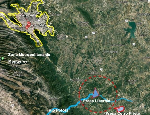 Mexico awards US$180mn contract for La Libertad dam