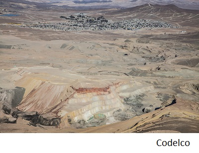 Chile's Codelco approves US$1.38bn Inca Pit project