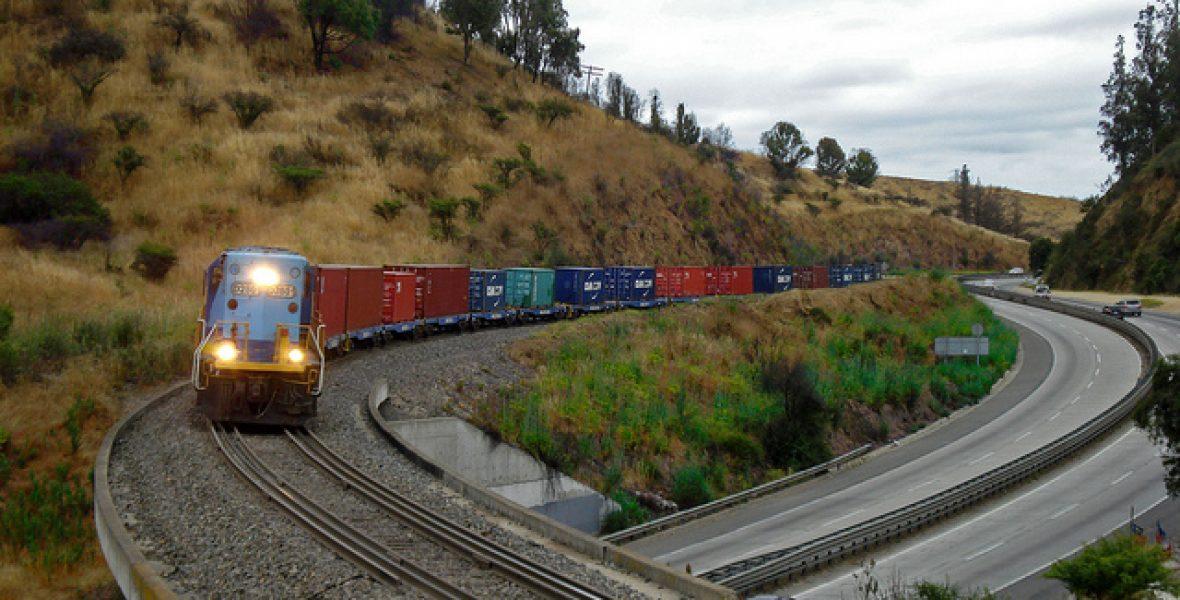 Demanda de servicios ferroviarios subirá con fuerza en Chile