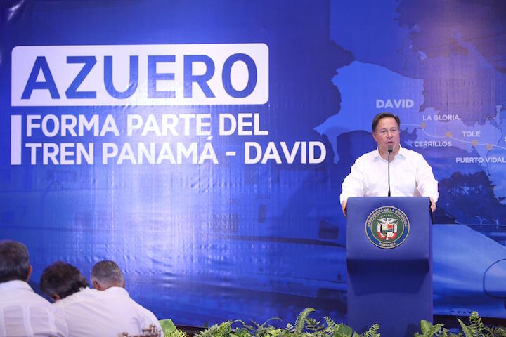The infrastructure legacy of Panama's Varela administration