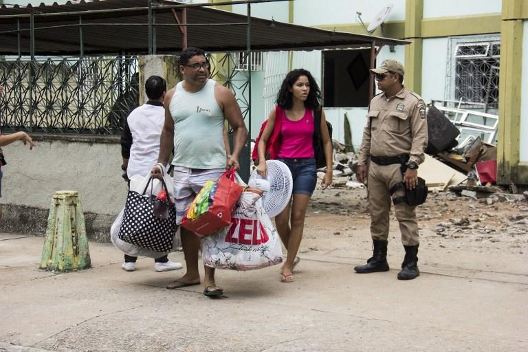 Al menos 5 muertos deja explosión de gas en Río