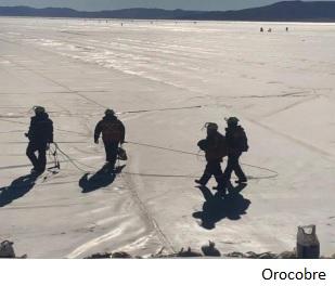 Orocobre revela novedades sobre expansión de mina de litio Olaroz