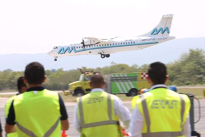 México subiría presupuesto de infraestructura de operador aeroportuario en 1.212%