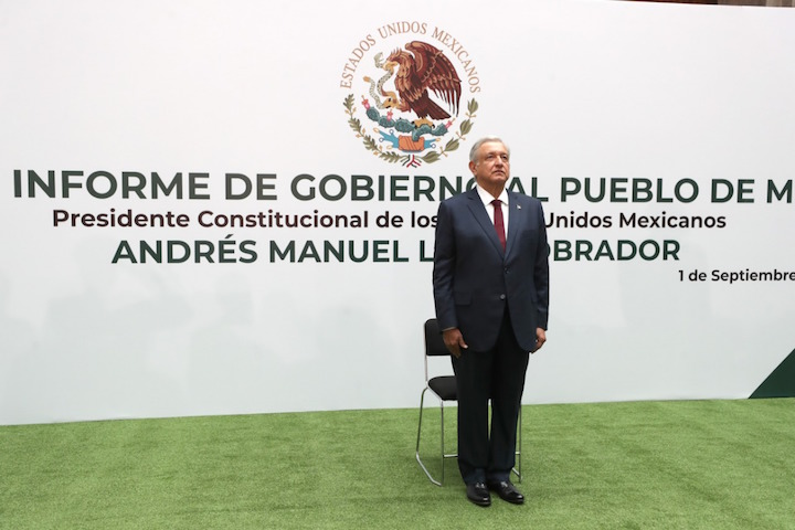 Mexican infra projects 9 months into AMLO's term