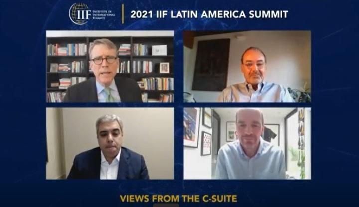 Conclusiones de la cumbre 2021 de IIF sobre Latinoamérica
