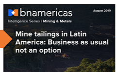 NEW REPORT: Mine tailings in Latin America: Business as usual not an option