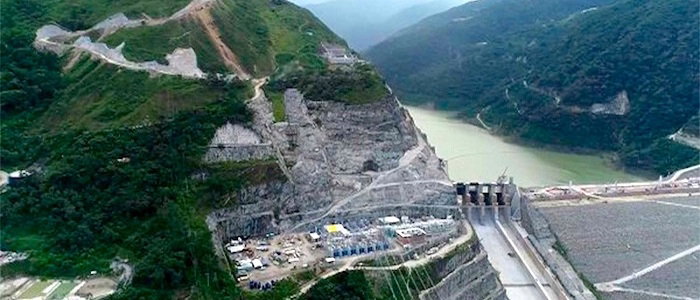 EPM alista demanda de US$2.700mn por Hidroituango