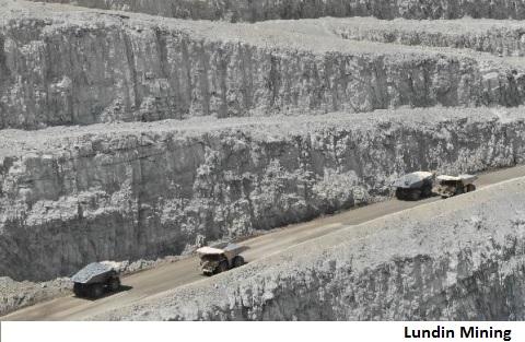 Spotlight: Lundin's Candelaria copper mine expansion