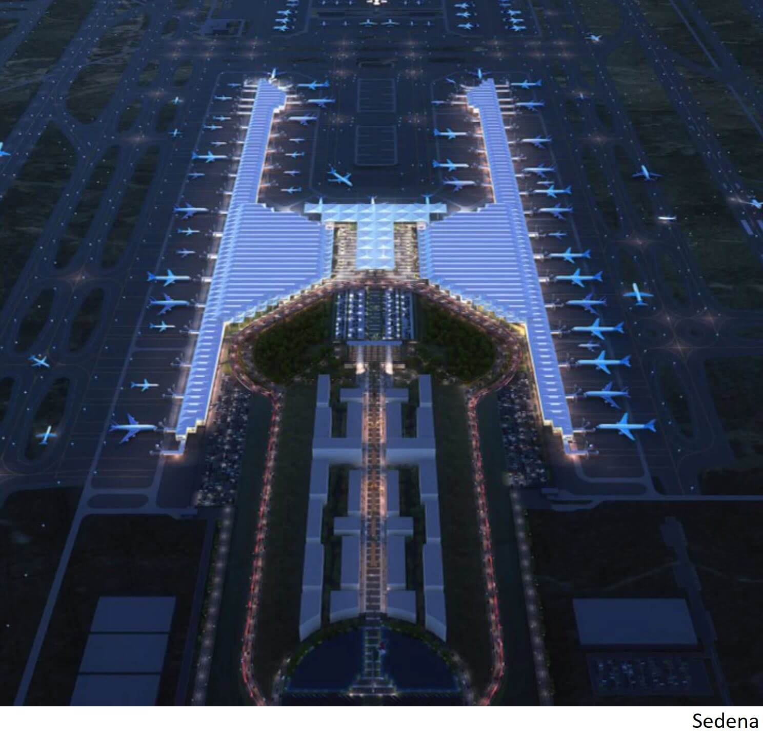 Mexico defense ministry reduces Santa Lucía airport cost by 9%