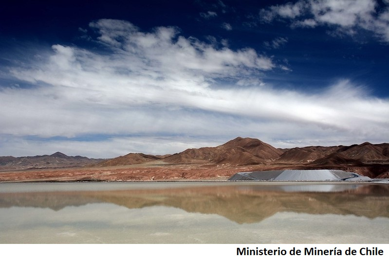 Global lithium demand set to climb to 1.79Mt by 2030 – Cochilco