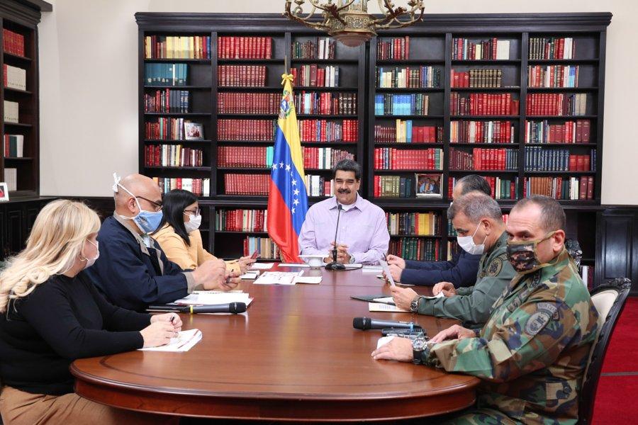 Presidente Maduro destacó importancia de la extensión del ajuste de producción acordado por la OPEP+