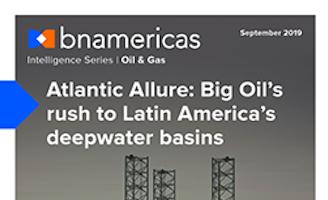 NEW REPORT - Atlantic Allure: Big Oil's rush to Latin America's deepwater basins