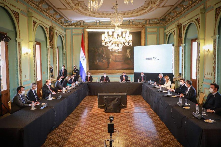 Paraguay presenta plan de recuperación económica de más de US$2.500mn
