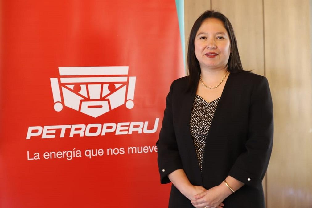 PETROPERÚ appoints the first female General Manager of its history
