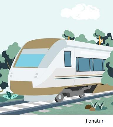 Tren Maya incorpora infraestructura eléctrica