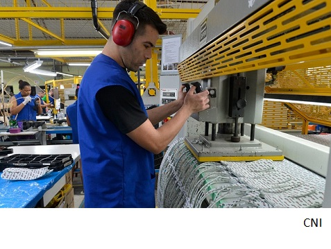 Spending on machinery, technology top agenda for Brazilian industry in 2021