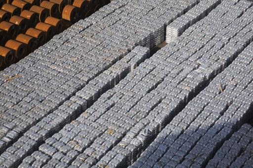 Cadena de producción de aluminio da señales de recuperación en Brasil