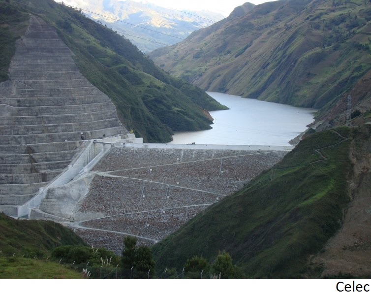Ecuador advancing with concession processes to build 3 hydro plants