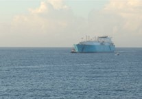 """AES Launches New """"Green Natural Gas"""" Solution as the First Carbon Neutral Gas Shipment Arrives in the Caribbean"""