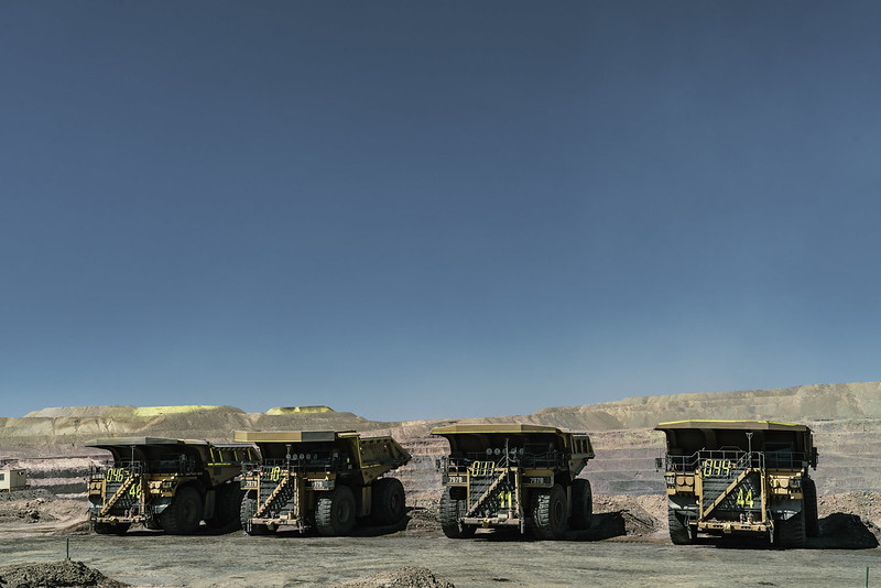 Strikes start at two Chilean mines