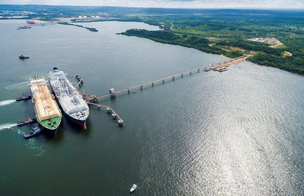 Colombia se acerca a segunda planta de GNL