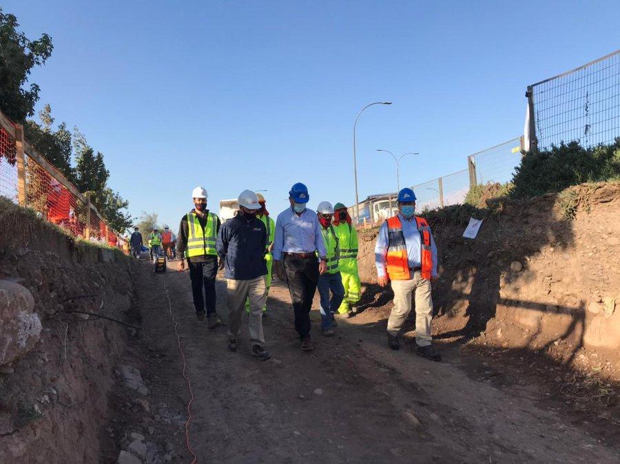 Cámara Chilena de la Construcción descarta trastornos por nuevos confinamientos