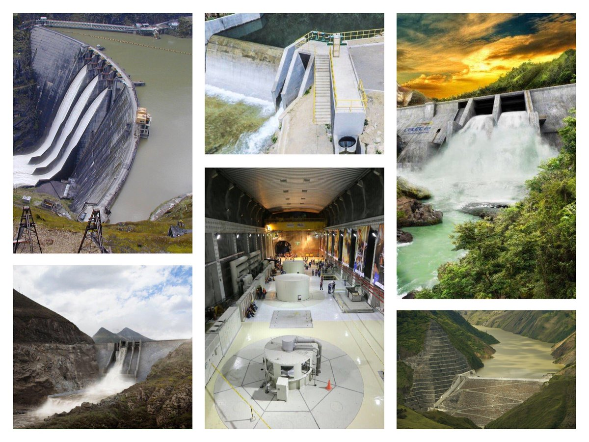 TÜV SÜD will determine solutions to cracks in the Coca Codo Sinclair Hydroelectric Plant