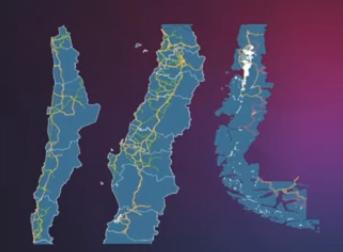 Radiografía a las joyas de la corona en proyectos de fibra en Chile
